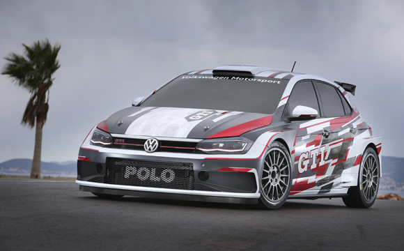 new Polo GTI R5