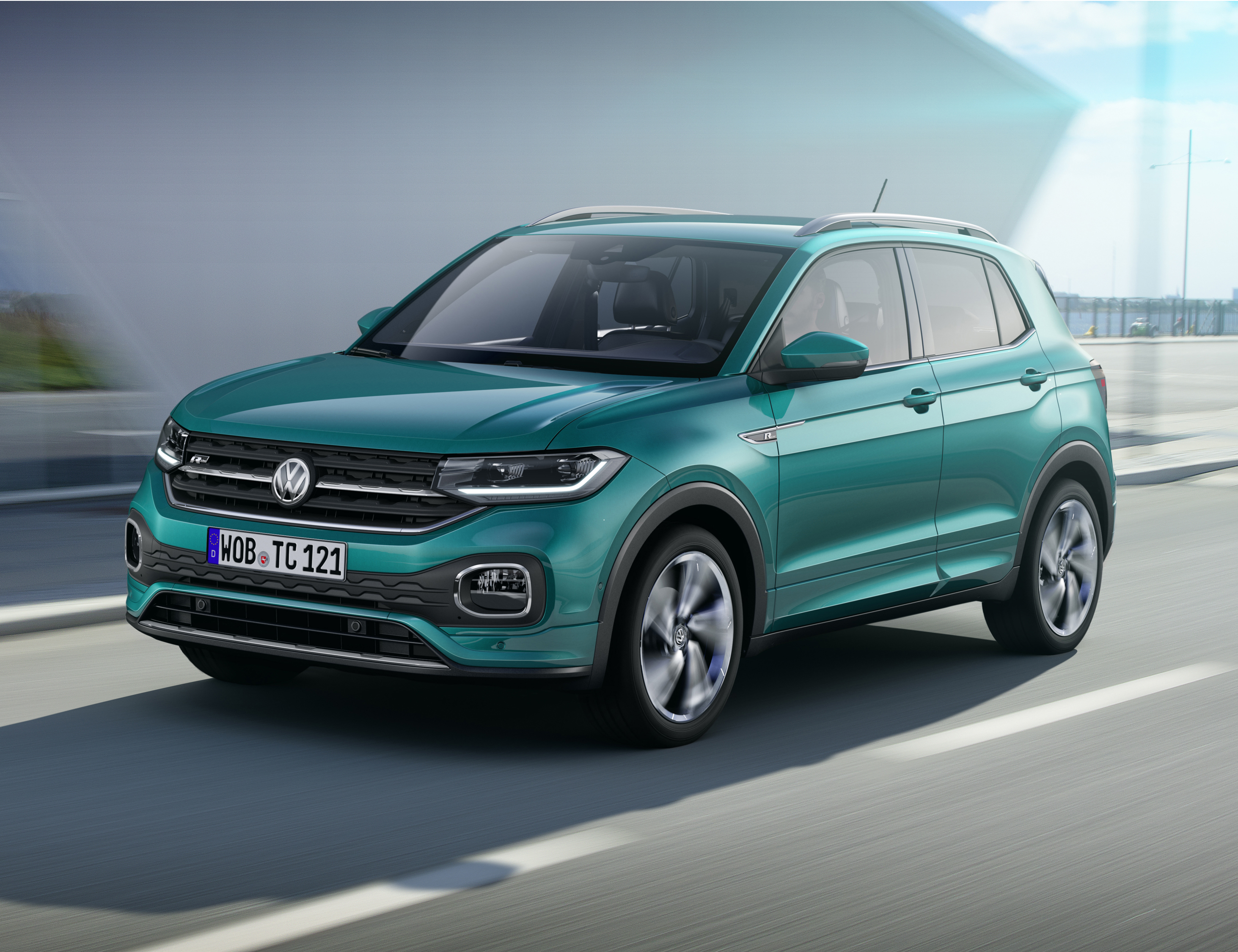 World Premiere of the new T-Cross