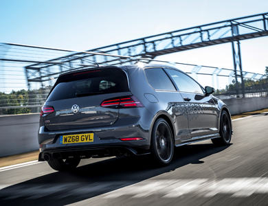 Golf GTI TCR opens for order