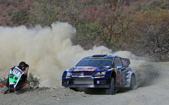 Volkswagen Polo Rally Championship Mexico
