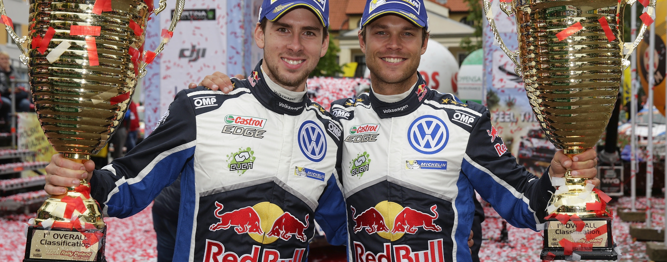 Mikkelsen WRC win in Poland