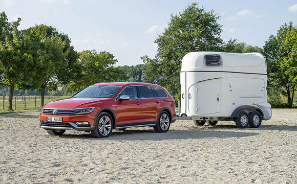 Volkswagen with Motor Homes