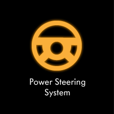 Power-Steering Yellow Warning Light | Yellow | Volkswagen UK