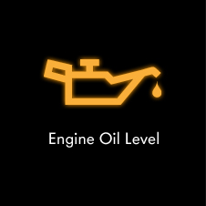 Engine Oil Level Warning Light | Yellow | Volkswagen UK