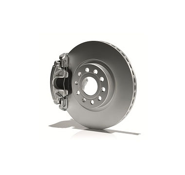 A picture of Volkswagen genuine brake discs