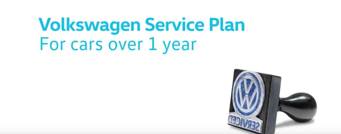 Service plan for cars over 1 year old