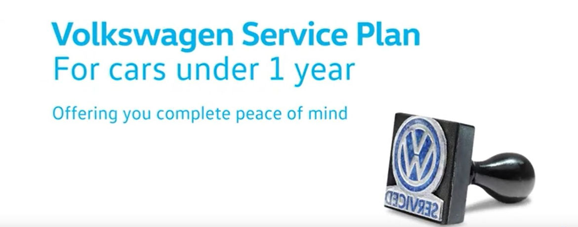 Service Plan: Cars under 1 year old new