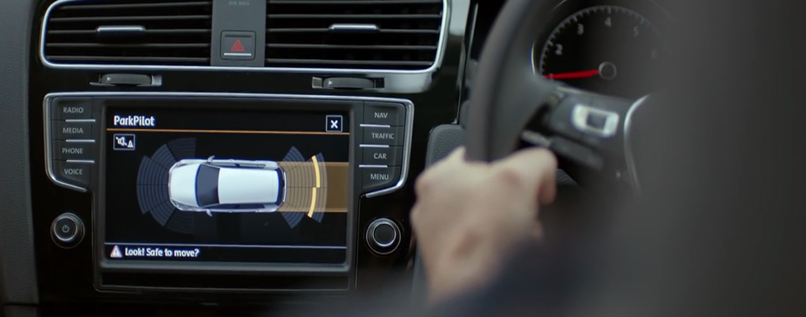 Can I update my sat nav myself? | Volkswagen UK