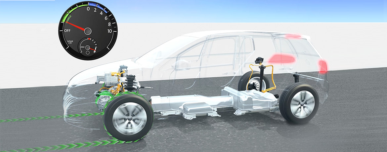 How does Regenerative Braking work? | Volkswagen UK