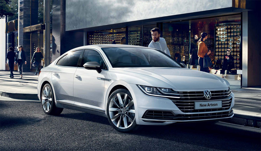 Used Arteon - Urban Driving