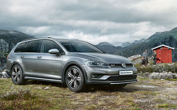 Used Golf Estate - Mountain Driving