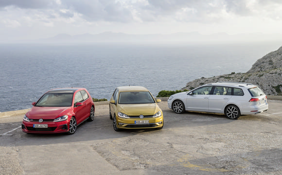 Range of Golfs by the sea