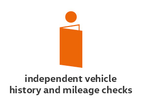 Independent vehicle history and mileage tests