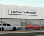What is going on at Lancaster Volkswagen?