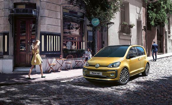 New up! : Inchcape Volkswagen Telford : Volkswagen UK