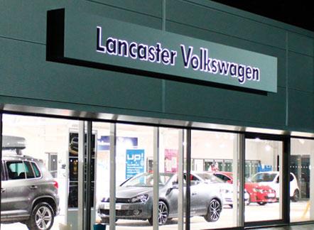 Cox Motor Group Completes New Volkswagen Retail Concept : Lancaster