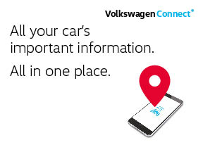 Have the new Volkswagen Connect app fitted for free