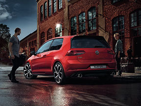 The Golf GTI Performance