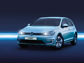 The surprising e-golf