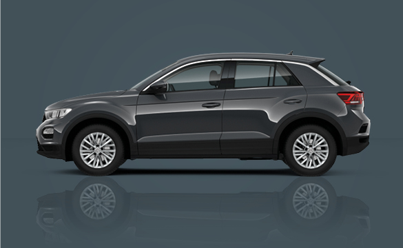 The T-Roc TDI