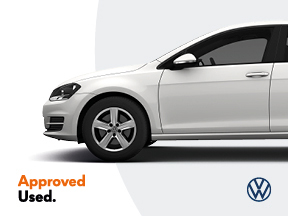 Click and collect an Approved Used Volkswagen