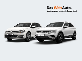 Approved Used Volkswagens